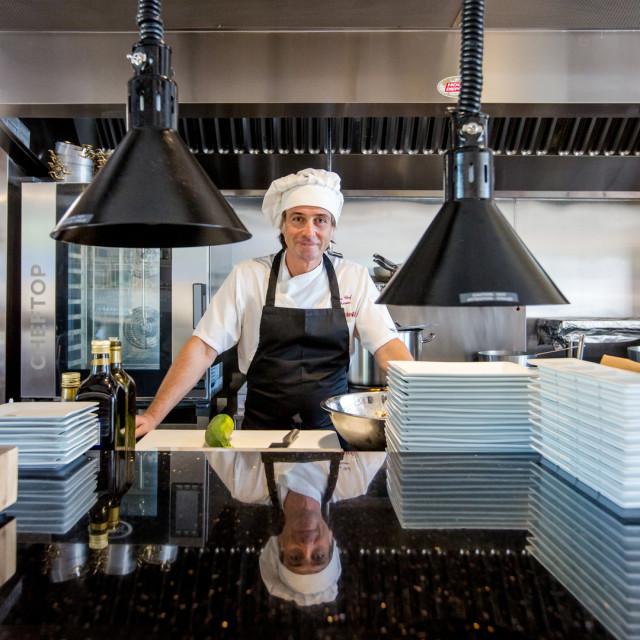 Ponto Miami Restaurantes em Miami Ferraro's Kitchen 006