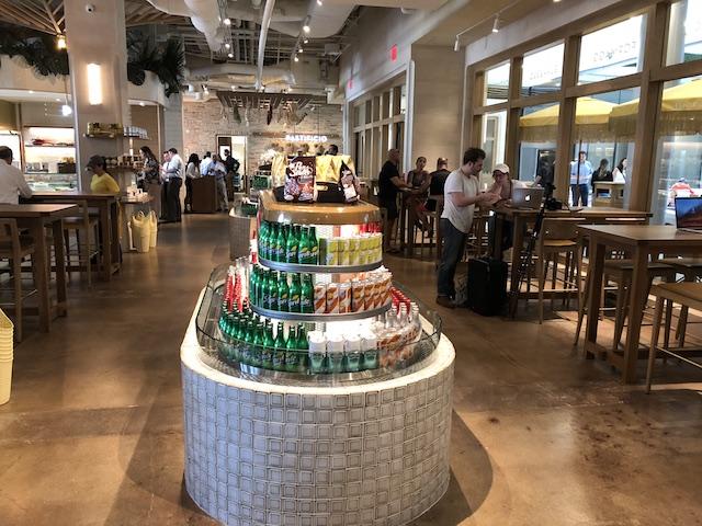 Ponto Miami Restaurantes em Miami La Centrale 003