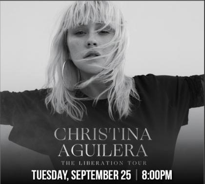 Ponto Miami Shows em Miami Christina Aguilera 001