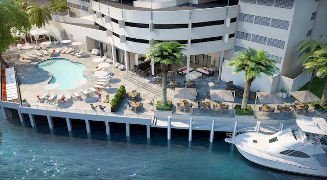 Ponto Miami Hotel em Boca Raton Waterstone Resort 003