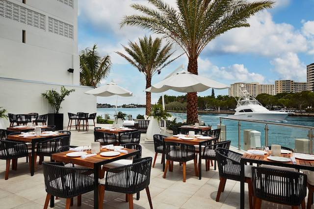 Ponto Miami Hotel em Boca Raton Waterstone Resort 005