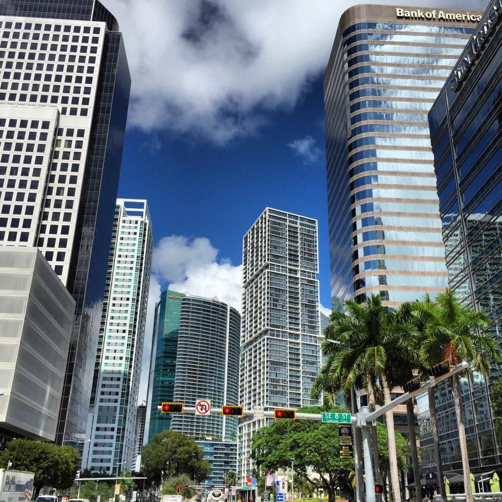 Ponto Miami O que fazer em Miami Dicas de Miami Brickell 1