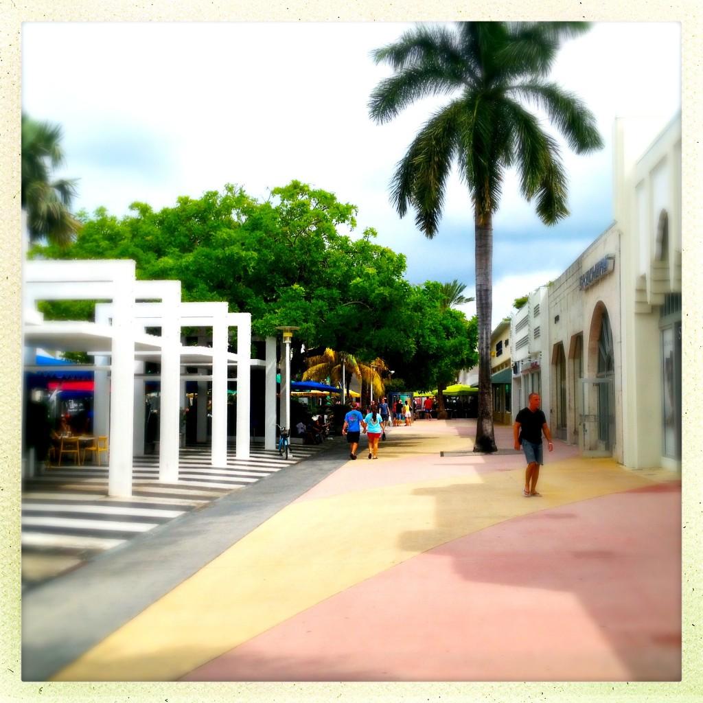 Ponto Miami O que fazer em Miami Dicas Miami Lincoln Road 4
