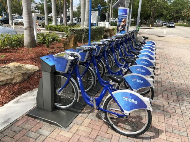 Ponto Miami O que fazer em Miami Citi Bike NEW 001