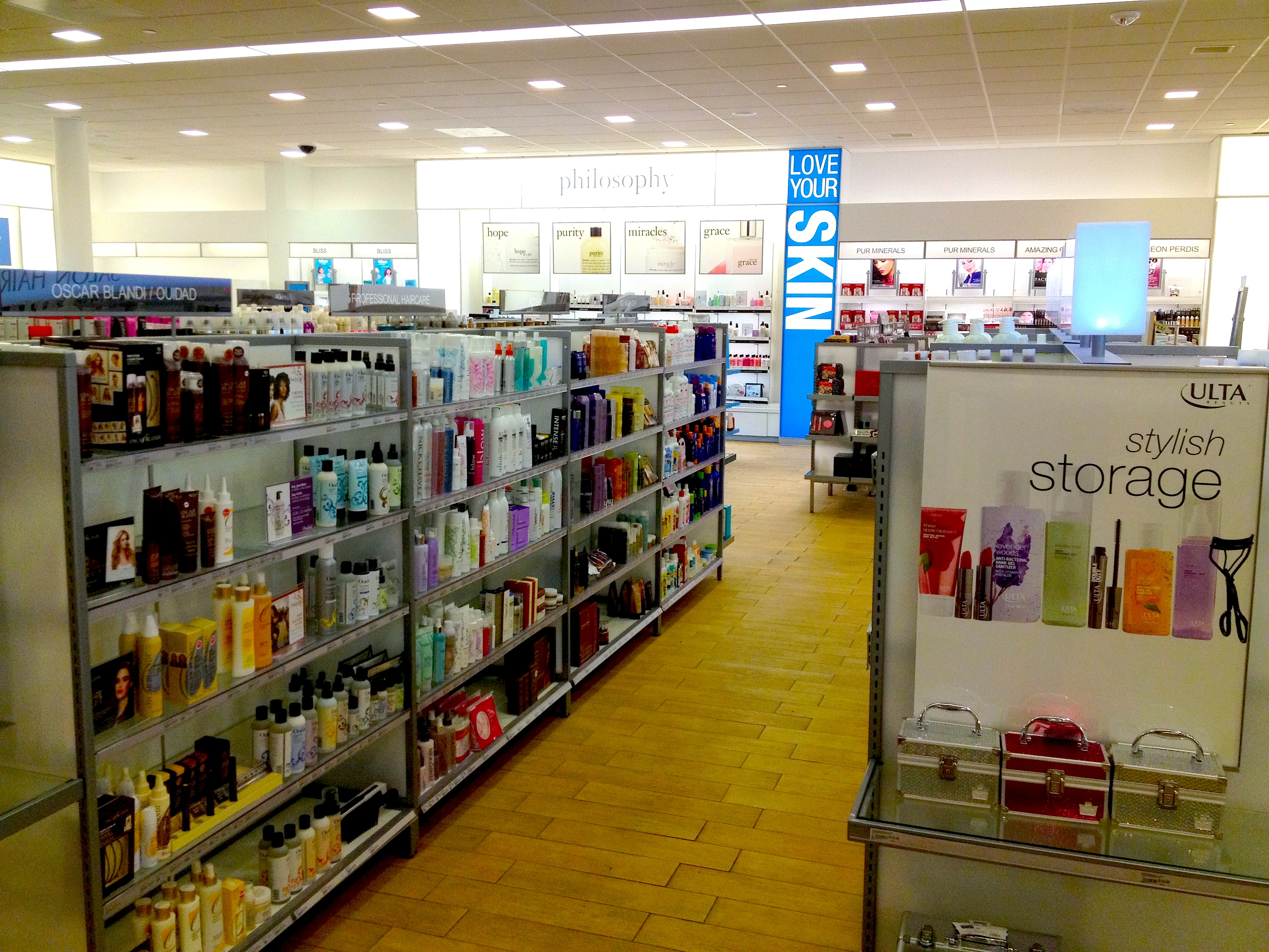 ULTA BEAUTY SUPERSTORES