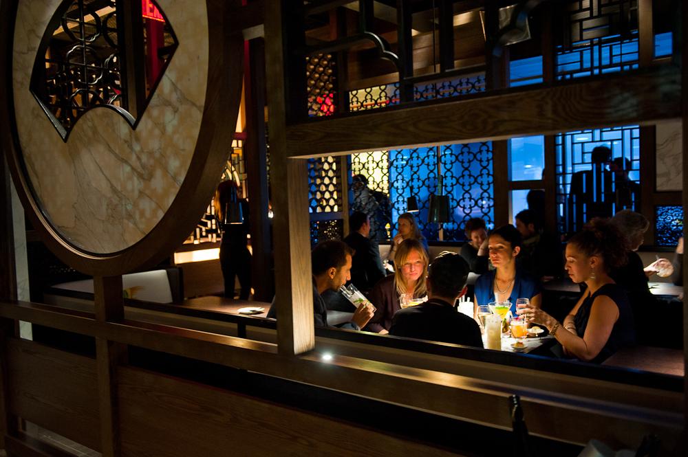 Ponto Miami restaurantes em Miami Hakkasan 3