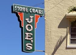 Ponto Miami Restaurantes em Miami Joes Crabs 1