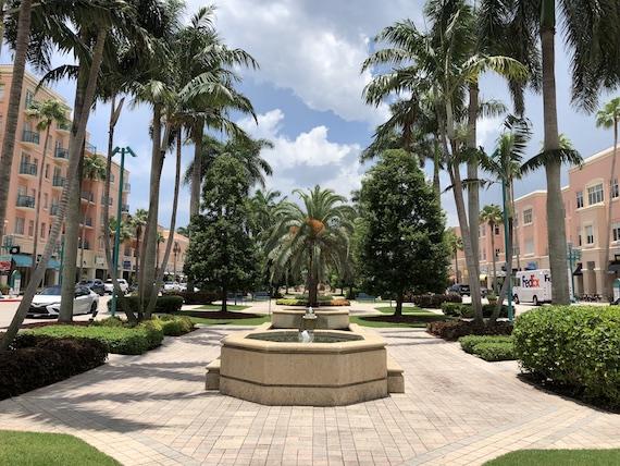 Ponto Miami Dicas de Boca Raton Mizner Park NEW 001