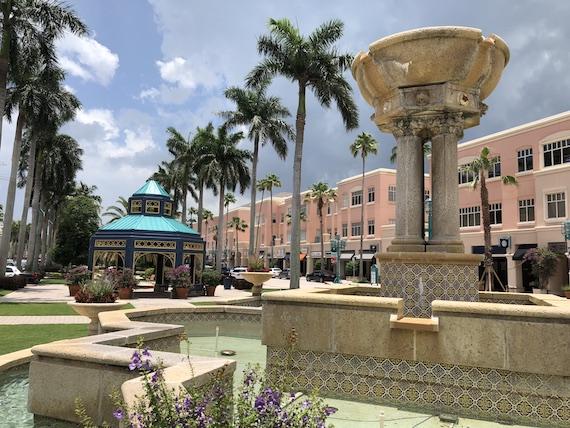 Ponto Miami Dicas de Boca Raton Mizner Park NEW 003