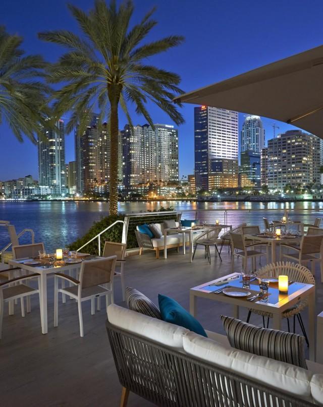 Ponto Miami Hotel em Miami Mandarin Oriental NEW 004