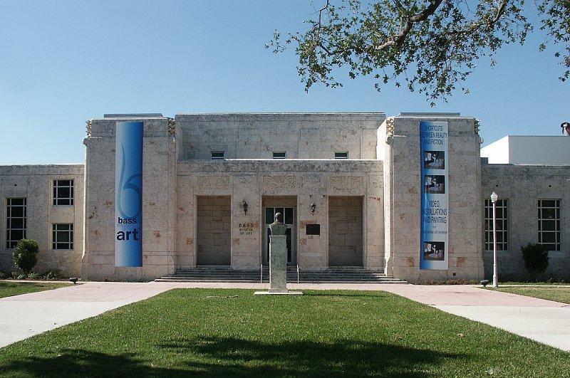 Ponto Miami Passeio em Miami Bass Museum