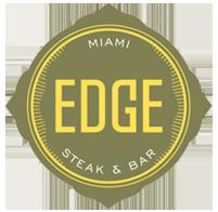 EDGE STEAK & BAR - Miami, Fl