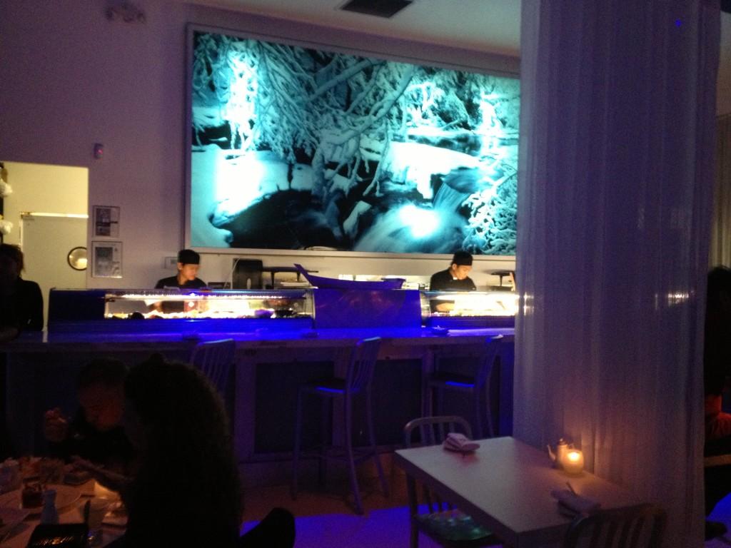 Ponto Miami Restaurantes em Miami Sushi House 4