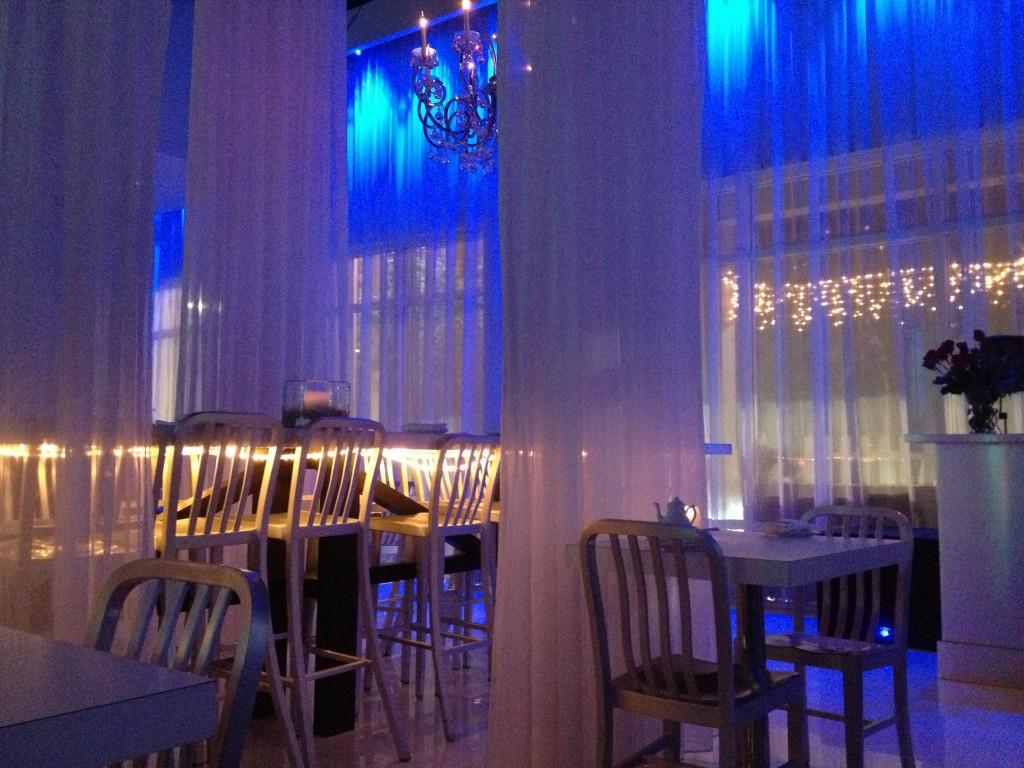 Ponto Miami Restaurantes em Miami Sushi House 2