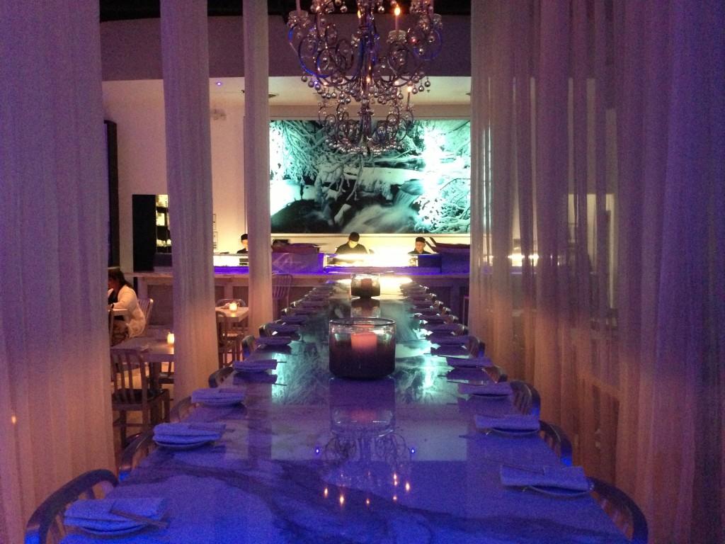 Ponto Miami Restaurantes em Miami Sushi House 3