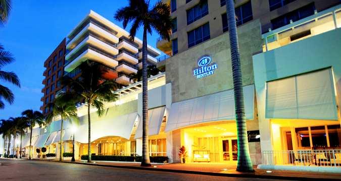 HILTON BENTLEY MIAMI / SOUTH BEACH – Miami Beach, Fl