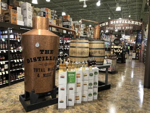 Ponto Miami Compras em Miami Total Wine NEW 003