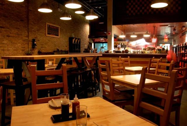 Ponto Miami Restaurantes em Miami Pubbelly 002