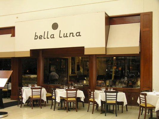 Restaurantes em Shoppings – Aventura Mall