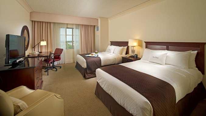 Ponto Miami Hotel em Miami Dicas de Miami Double Tree Swagrass 3