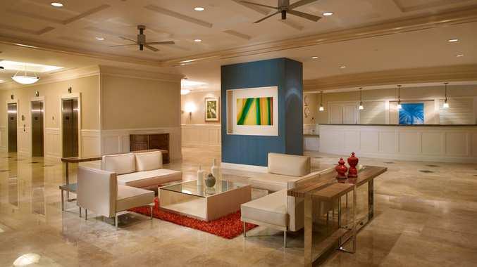 Ponto Miami Hotel em Miami Dicas de Miami Double Tree Swagrass 5