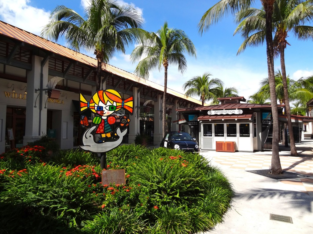 Ponto Miami Compras em Miami The Falls 3