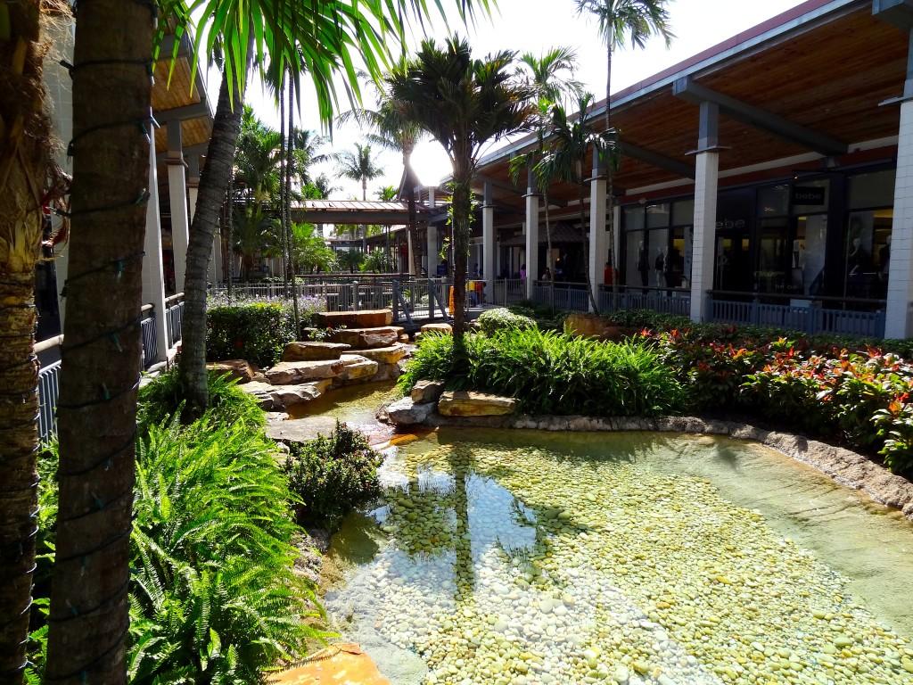 Ponto Miami Compras em Miami The Falls 2