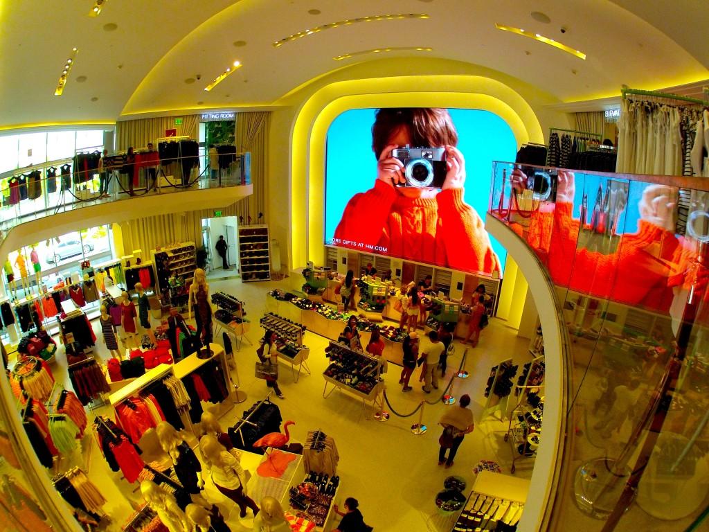 Ponto Miami Compras em Miami Lojas em Miami H&M 5
