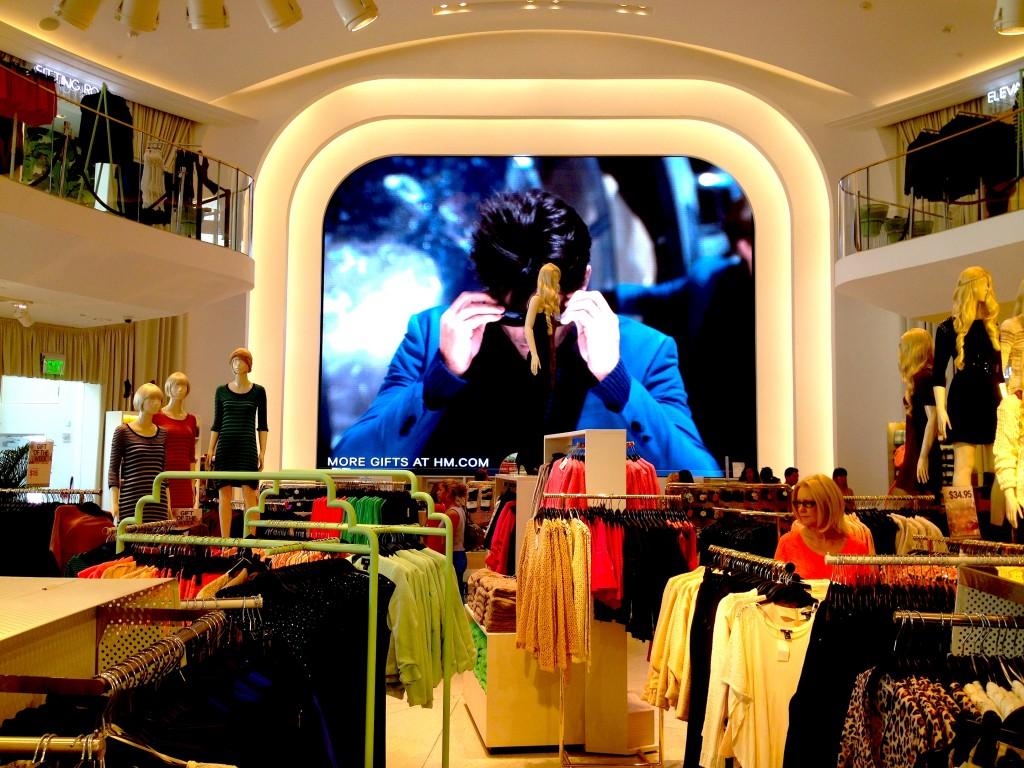 Ponto Miami Compras em Miami Lojas em Miami H&M 3