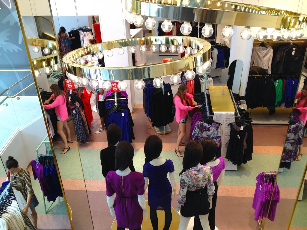 Ponto Miami Compras em Miami Lojas em Miami H&M 4