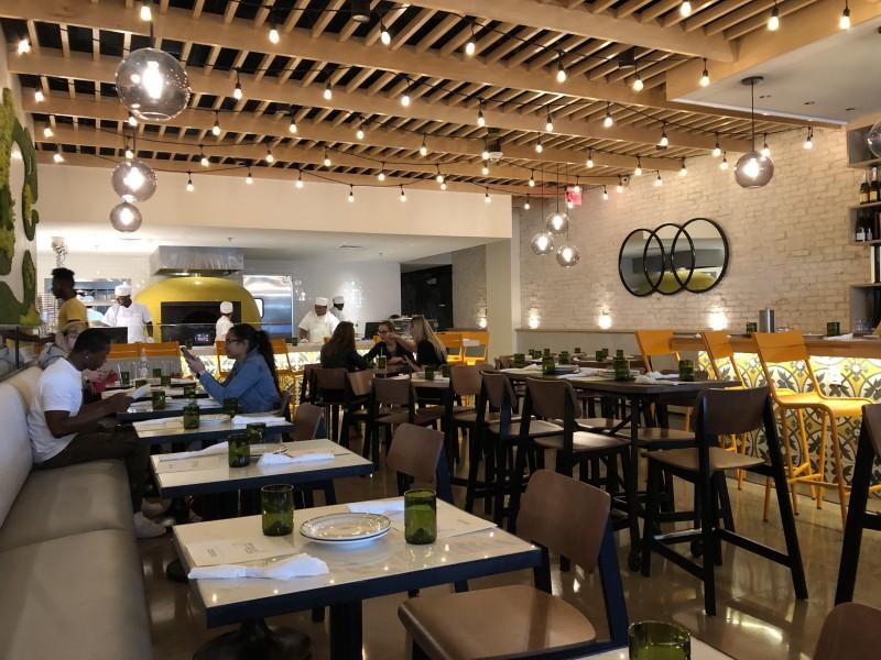 Ponto Miami Restaurantes em Miami Genuine Pizza 003
