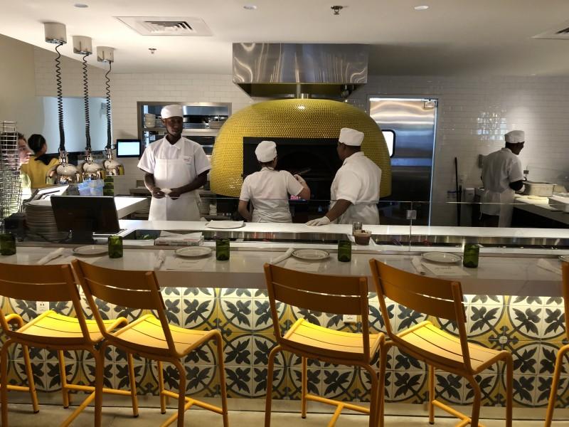 Ponto Miami Restaurantes em Miami Genuine Pizza 004