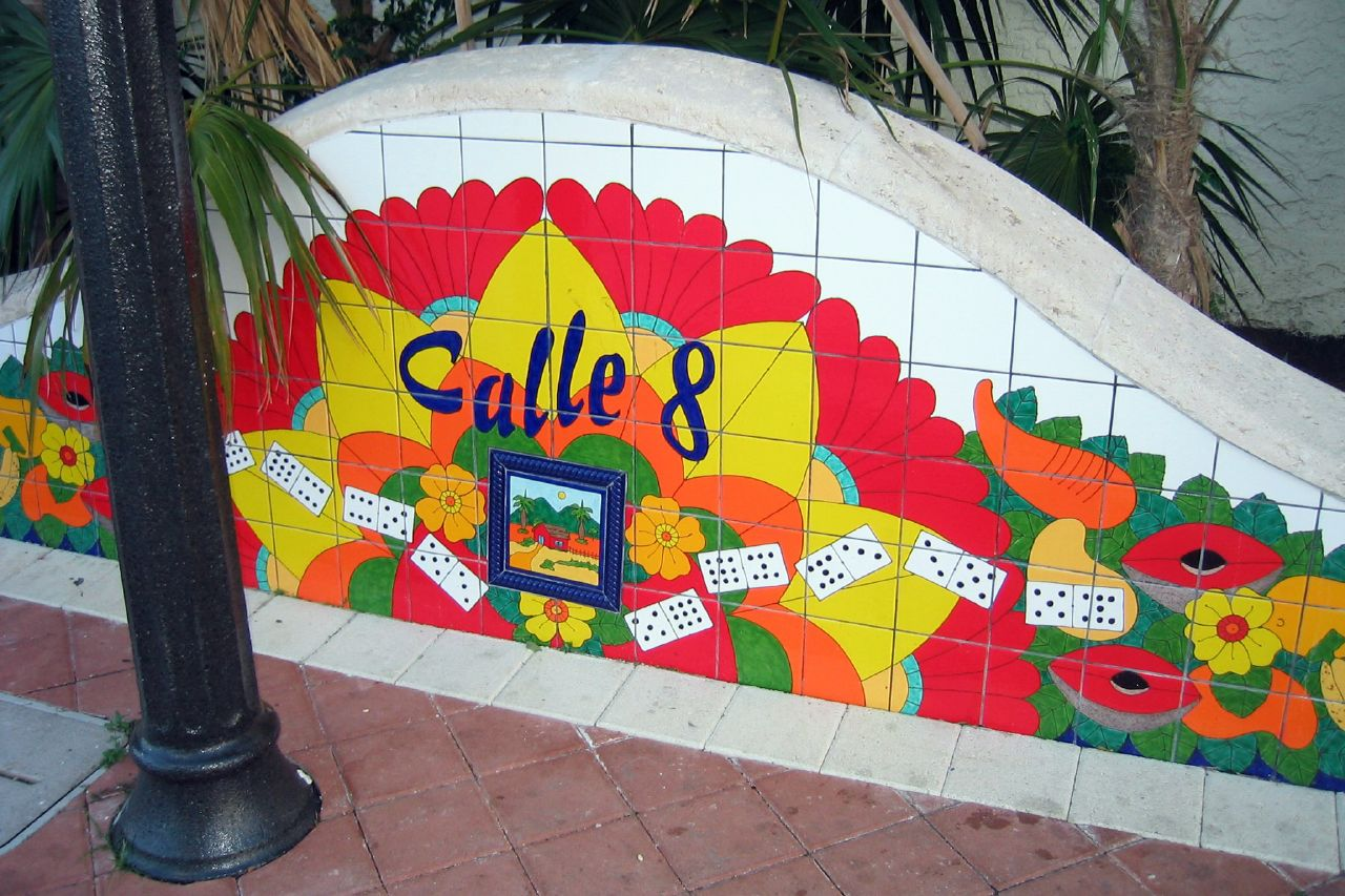 Little Havana / Calle Ocho – Miami,Fl