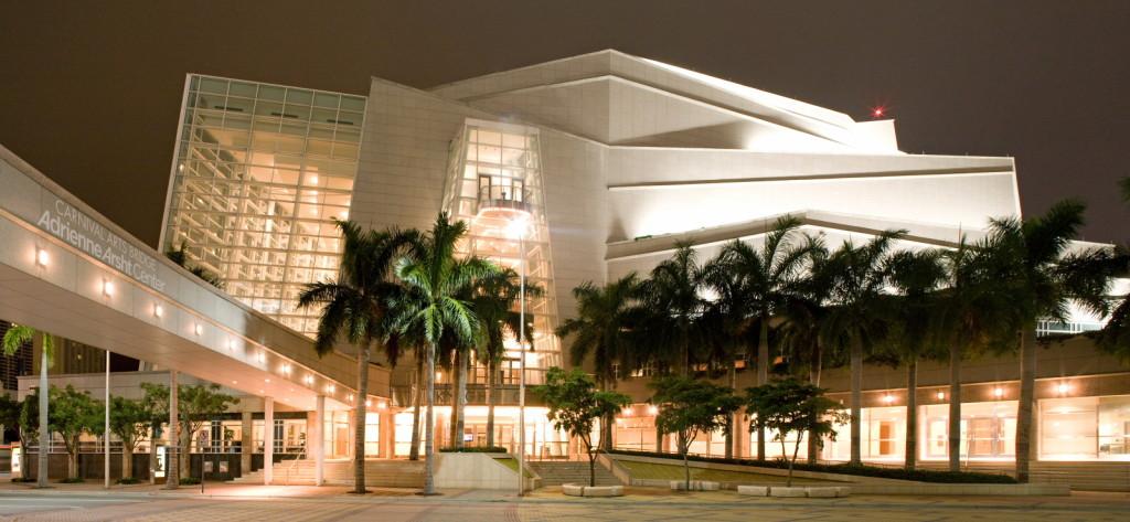 Ponto Miami O que fazer em Miami Arsht Center 2