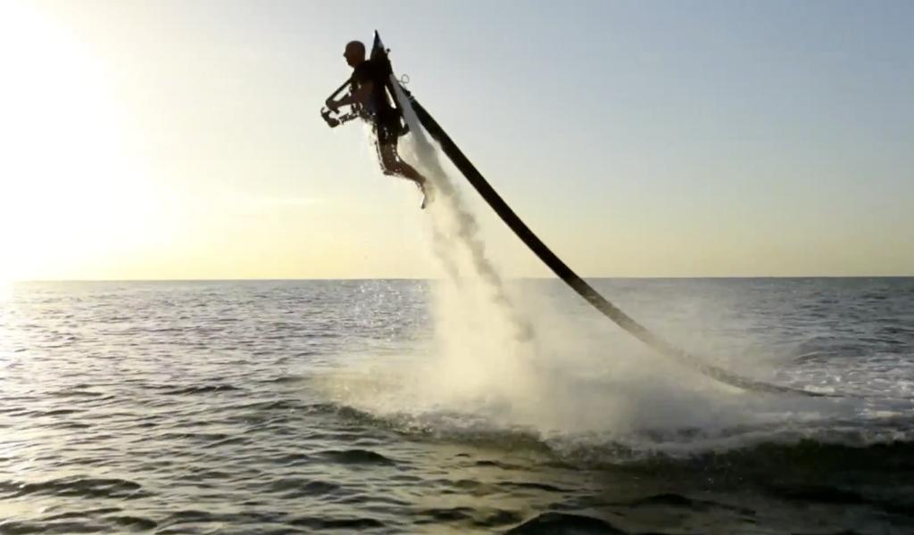 Ponto Miami O que fazer em Miami Aqua Jet 1