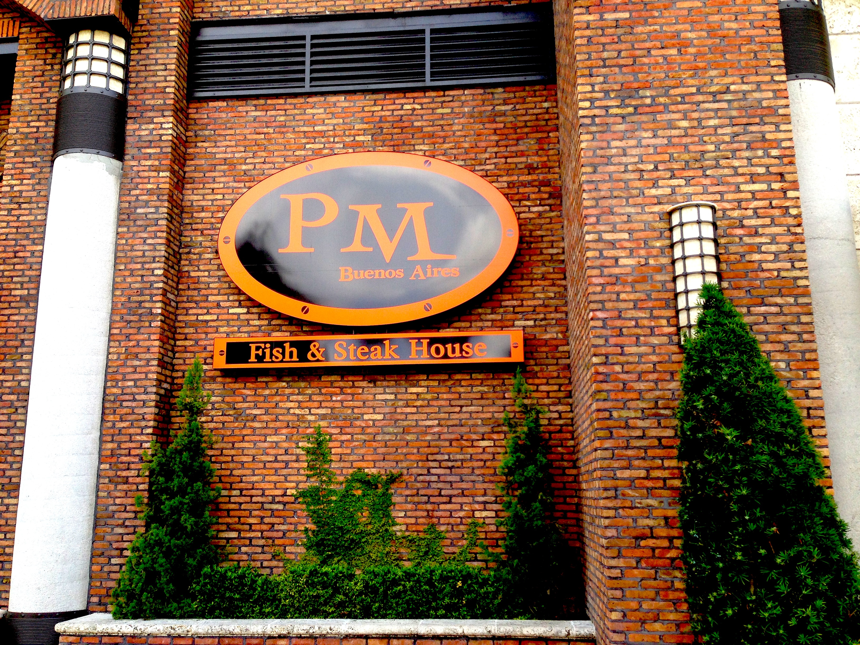 PM Buenos Aires Fish & Steak House