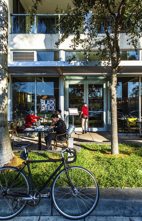 Ponto Miami Restaurantes em Miami Blackbrick 2