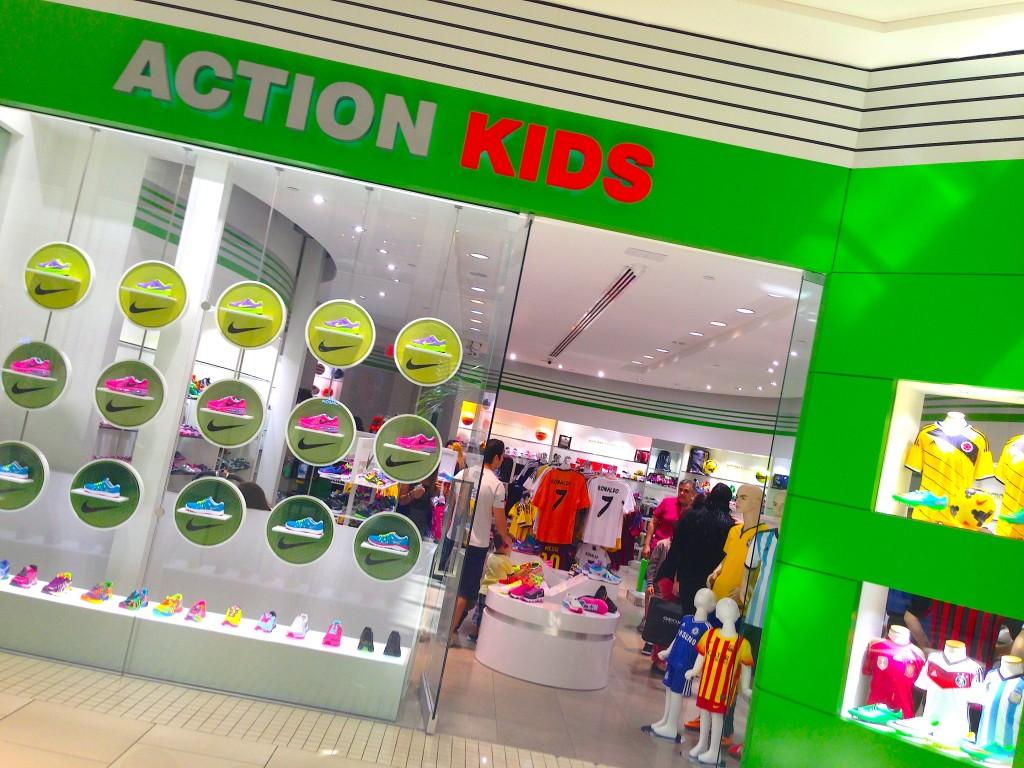 Ponto Miami Compras em Miami Action Kids 2