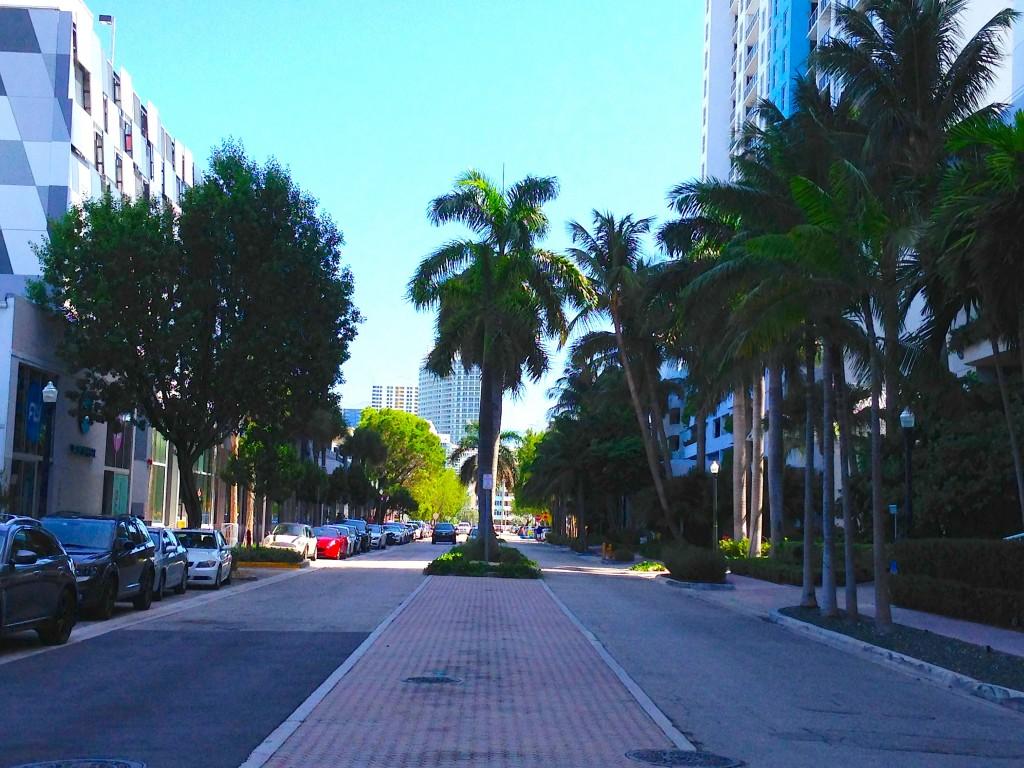 Ponto Miami O que fazer em Miami Dicas de Miami Sunset Harbour 1