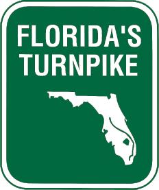 Viagem entre Miami e Orlando – Florida's Turnpike
