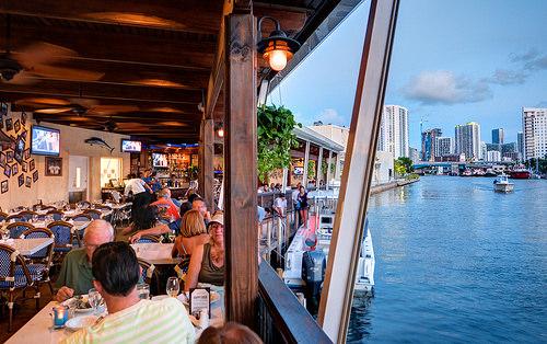 Ponto Miami Restaurantes em Miami Stone Crabs 003