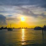 Dezembro em Miami