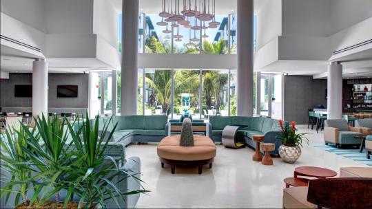 Ponto Miami Hotel em Miami Residence Inn Surfside NEW 003