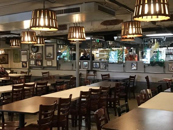 Ponto Miami Restaurantes em Miami Rustic Inn 005