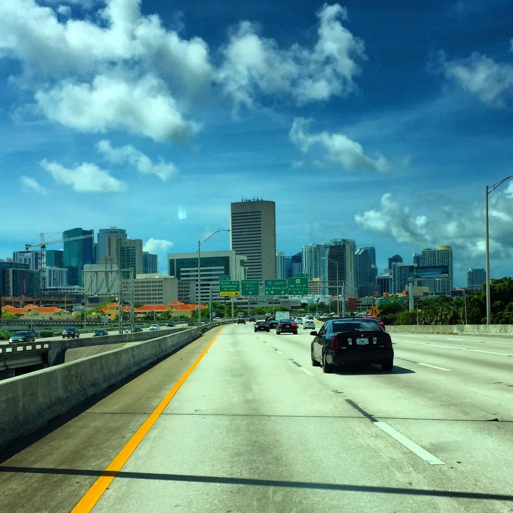 Dirigindo na Flórida