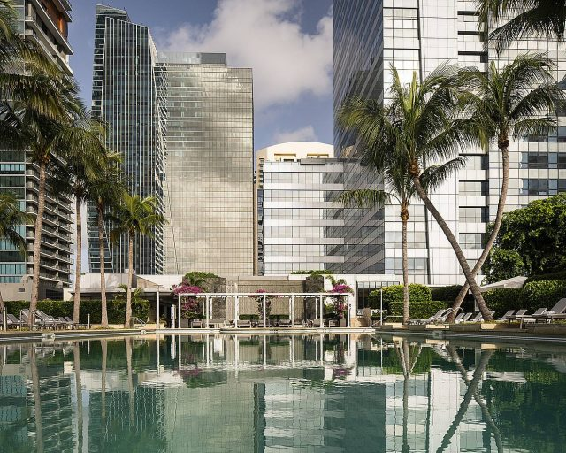 Ponto Miami Hotel em Miami Four Seasons NEW 002