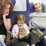 Como se preparar para viajar com as crianças?