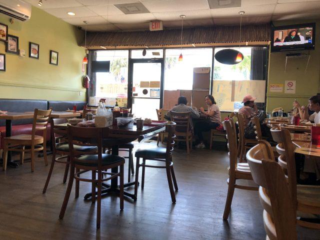 Ponto Miami Restaurantes em Miami Dumpling King 004
