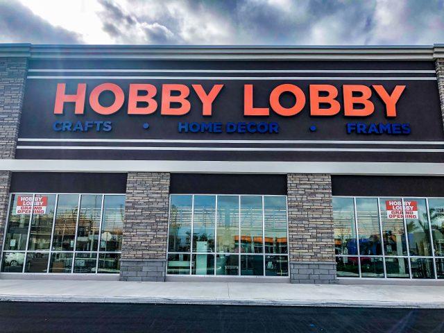 Ponto Miami Compras em Miami Hobby Lobby 001