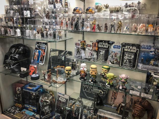 Ponto Miami Compras em Miami Tate's Comics 005